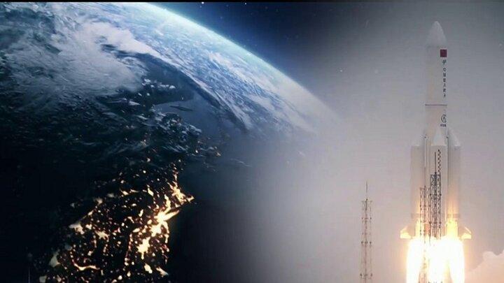 بقایای موشک چینی در ترکمنستان سقوط میکند
