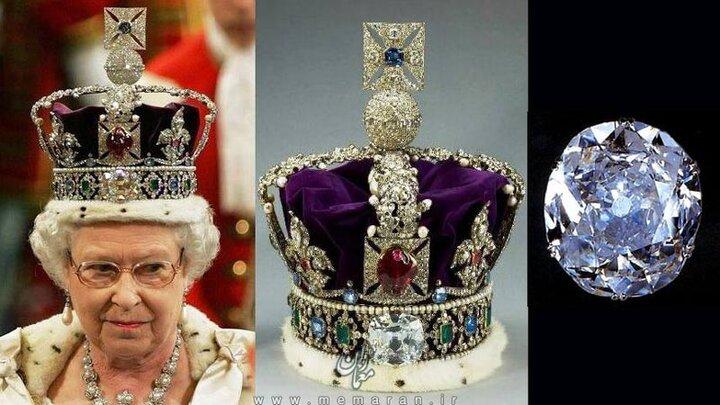 سرنوشت گرانبهاترین الماسهای ایرانی به کجا ختم شد؟