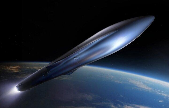 موشک چندبار مصرف با چاپ سه بعدی ساخته میشود