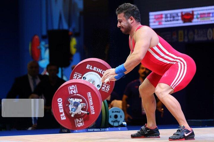 رویای المپیک برای کیانوش رستمی پایان یافت