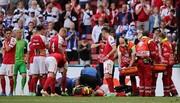 بازیکنانی که در زمین فوتبال دچار حمله قلبی شدهاند