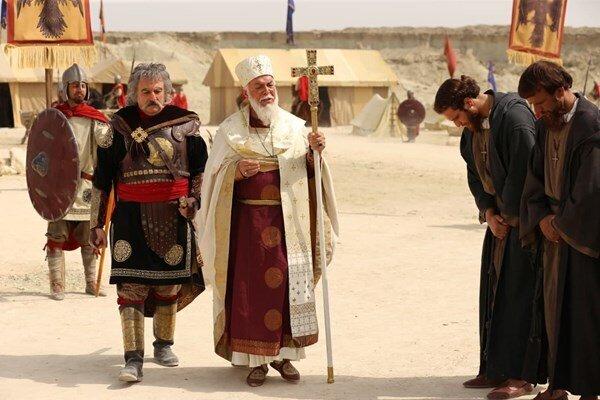 گریم بازیگران سریال «سلمان فارسی»+تصاویر
