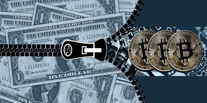 بیت کوین و طلا زیر سایه دلار /اقدام جدید چین برای رمزارزها