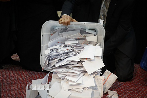 آرای باطله، پدیده انتخابات ۱۴۰۰