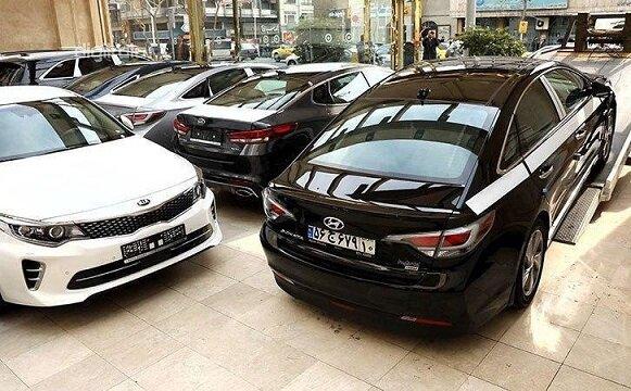 قیمت روز خودرو در هشتم تیر ۱۴۰۰