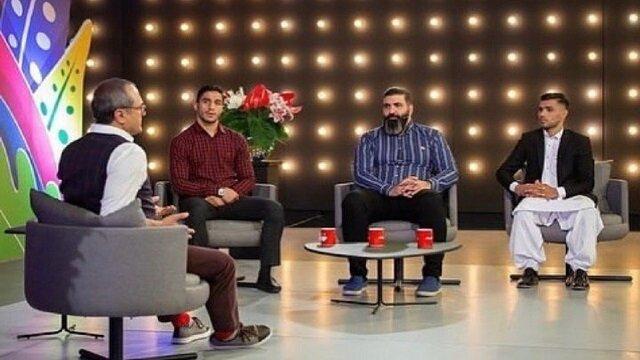 ماجرای جالب کلاس بوکس احسان علیخانی/ تکنیک جناب خان لو رفت! + ویدیو