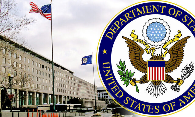 وزارت خارجه آمریکا اظهارات واعظی درباره لغو تحریمها را رد کرد