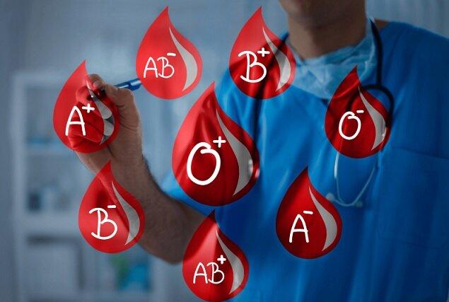 دانستنیهای جالب درباره گروههای خونی