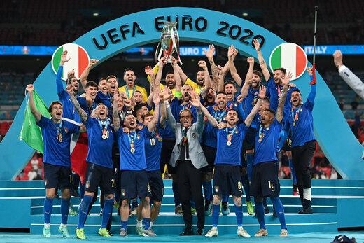 ۳۴ میلیون یورو برای لاجوردیهای قهرمان!