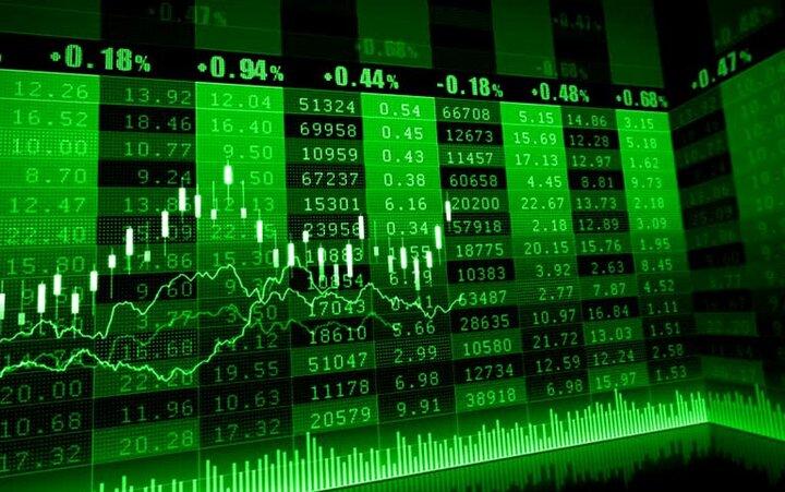 دشت بازار سهام مجددا سرسبز شد/رشد۲۱ هزار و ۷۳۰ واحدی شاخص کل بورس+ نقشه بازار