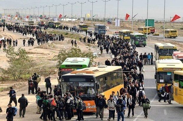 عراق استقبال از زائران عتبات را از سر گرفت