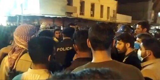 اعتراضات در ایذه یک کشته و ۱۴ زخمی برجای گذاشت