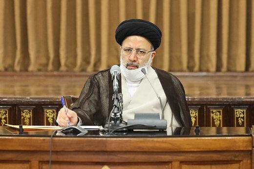 واکنش ابراهیم رئیسی به اعتراضات در خوزستان
