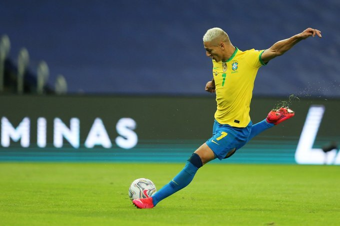 فوتبال المپیک؛ پیروزی پرگل تیم ملی برزیل بر آلمان + تصاویر