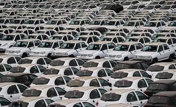 انباشت ۱۴۰ هزار دستگاه خودروی ناقص در پارکینگ خودروسازان/ترافیک خودروهای ناقص در پارکینگها/ دلیل تأخیر در تحویل خودرو چیست؟