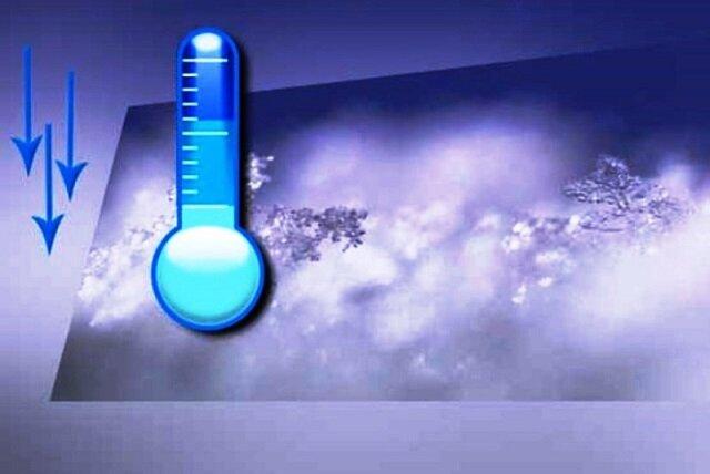 کاهش ۸ تا ۱۲ درجهای دمای هوا از روز چهارشنبه هفته جاری