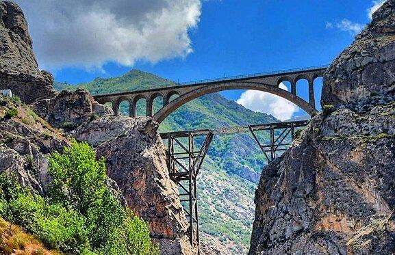 ایران در انتظار ثبت اورامان/ راه آهن بیست و پنجمین میراث جهانی ایران