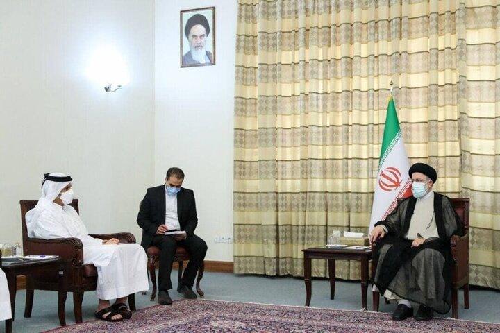معنای سفر ناگهانی وزیر خارجه قطر به تهران در پی بازگشت از واشنگتن