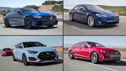 معرفی ۱۰ خودروی برتر در سال ۲۰۲۱ + تصاویر