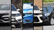 خـــودروهای مونتــاژی در ایــــران چقـــــدر گــــرانتر شدند؟/ چشـــم بادامی ها صدرنشین خودروهای خارجی در بازار/چرا ترافیک ورود خودروهای چینی به کشور بسیار زیاد شده است؟