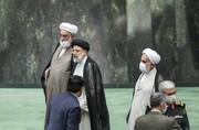 مراسم تحلیف «سید ابراهیم رئیسی» هشتمین رئیسجمهور ایران برگزار شد/ تصاویر + فیلم