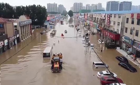 سیلابهای ناگهانی از اروپا تا آسیا؛ تغییر اقلیم چقدر مؤثر است؟