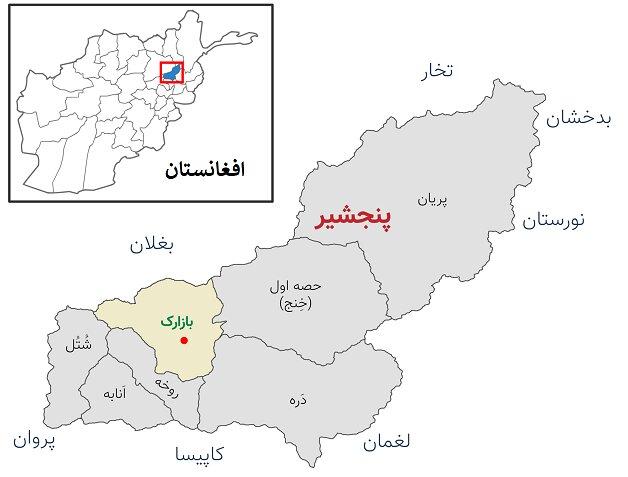 منابع نزدیک به احمد مسعود: پنجشیر تحت کنترل ماست