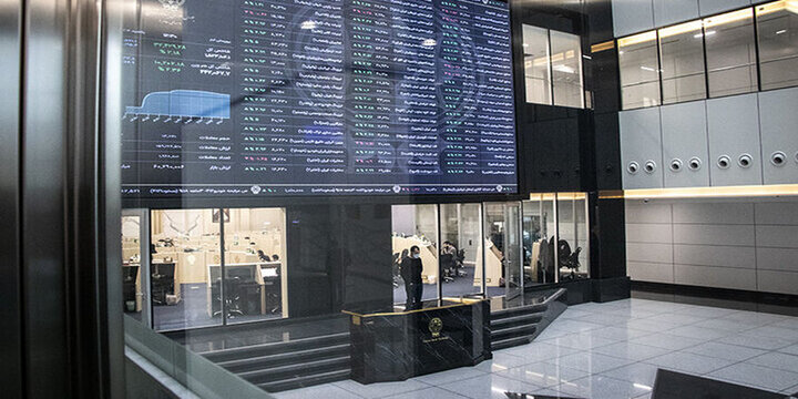 افت ۳۸ هزار و ۷۷۲ واحدی شاخص کل بورس/ بازار سهام یک دست سرخ پوش شد + نقشه بازار