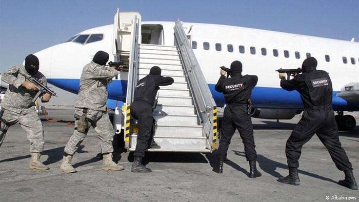 اخباری از ربوده شدن هواپیمای اوکراینی در فرودگاه کابل و تغییر مسیر با گروهی ناشناس به سمت ایران!