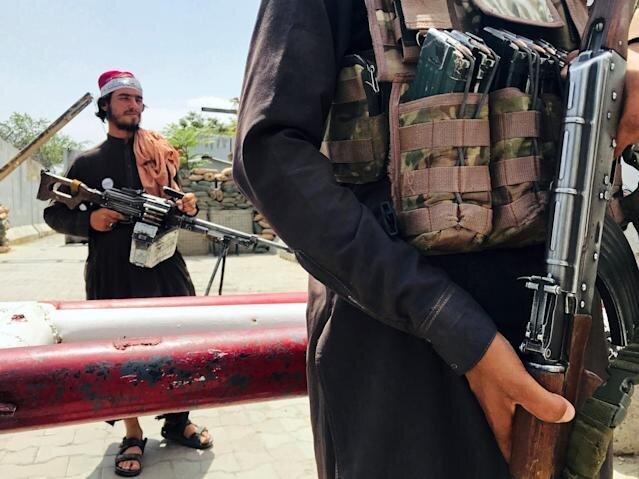 ثروت یک تریلیون دلاری دست طالبان افتاد