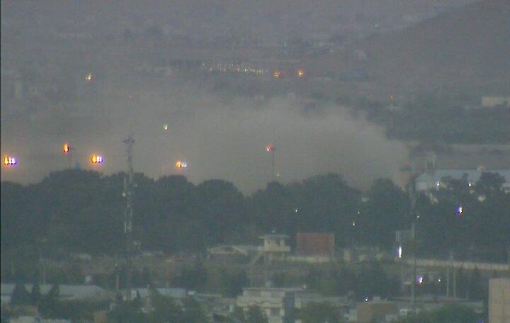 سومین انفجار در نزدیکی فرودگاه کابل + اخبار تکمیلی