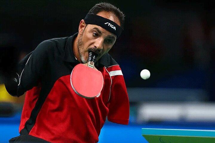 ببینید   هنرنمایی خارقالعاده پینگپنگ بازی که با دهانش بازی میکند