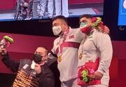 سامان رضی مدال برنز پاراوزنه برداری را کسب کرد
