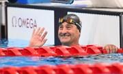 تروریستی با ۸۴ سال حبس در استخر پارالمپیک!
