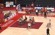 بسکتبال با ویلچر ایران از صعود به جمع ۸ تیم پایانی بازماند