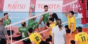پارالمپیک توکیو| عبور ایران از دیوار چین/ صعود والیبال نشسته به نیمهنهایی