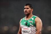 پیروج نقرهای شد/ هجدهمین مدال کاروان ایران به دست آمد