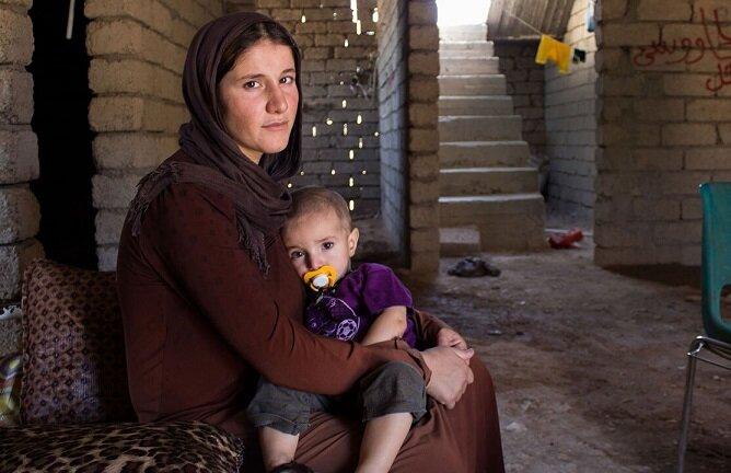 روایت پرستار ایرانی از رسیدگی به زنان باردار داعشی   ویدیو