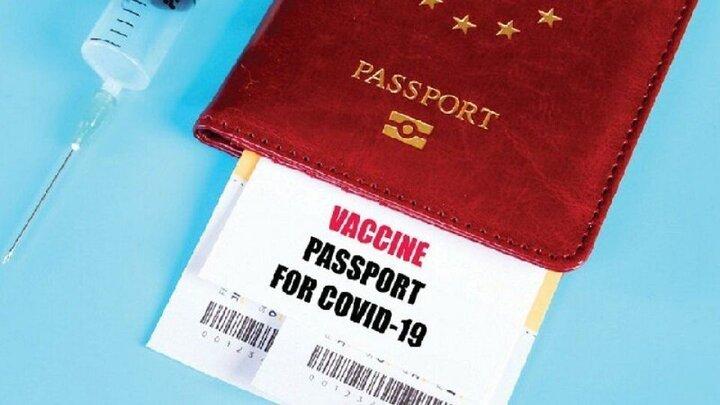 دریافت کارت دیجیتال واکسن کرونا شرط سفر خارج از کشور