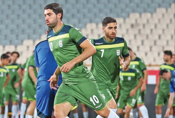 ایران - سوریه | پیک دوم فوتبال در انتخابی جام جهانی قطر | اولین بازی تیم ملی بدون سردار و اسکوچیچ