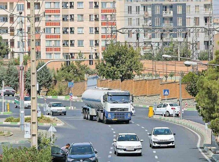 هراس انفجار بیروت در منطقه شهران!