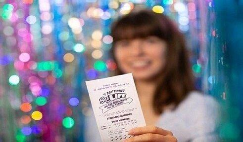 ماجرای زنی که اطلاع نداشت برنده ۳.۵ میلیون دلار شده
