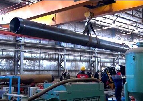 فروش اسقاطی دستگاههای کارخانه لولهسازی خوزستان/ کارگرانی که چوب بیتدبیری را میخورند