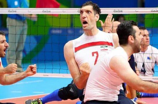 والیبال نشسته ایران در پارالمپیک توکیو، طلایی شد