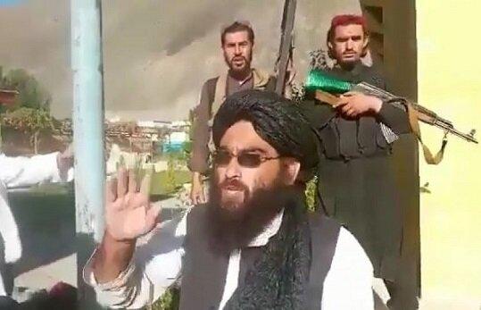 سخنگوی خیزش مردمی پنجشیر به دست طالبان کشته شد / طالبان ادعا کرد در ولایت پنجشیر، پرچم خود را برافراشته است + ویدیو