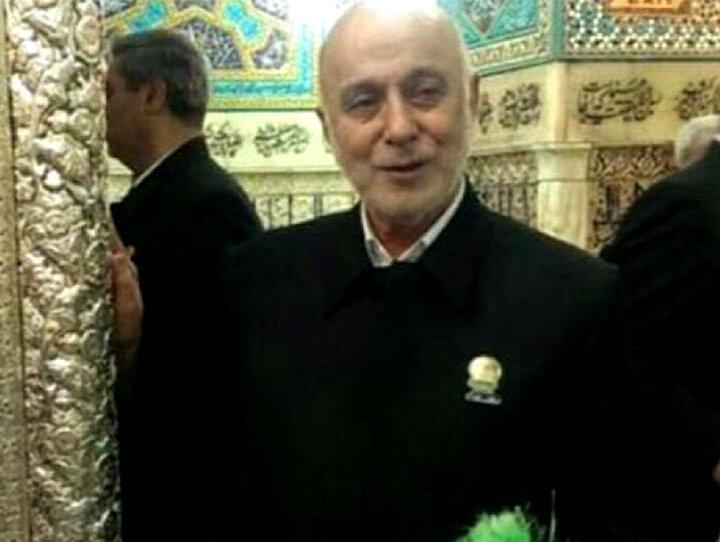 برادر همسر رهبر معظم انقلاب درگذشت/ تشییع در حرم رضوی/ عکس