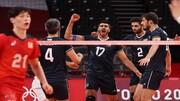 والیبال ایران بار دیگر بر بام آسیا ایستاد