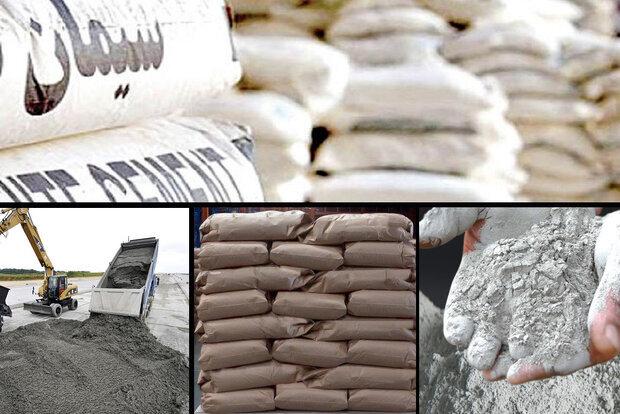 سیمان کیسهای ۲۵ هزار تومان شد/ اصلاح ساختار فولاد در آذرماه