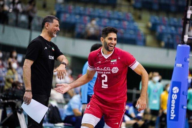 ایران ۳ - پاکستان صفر/ پیروزی شاگردان عطایی مقابل شاگردان محمدیراد در بازی سوم