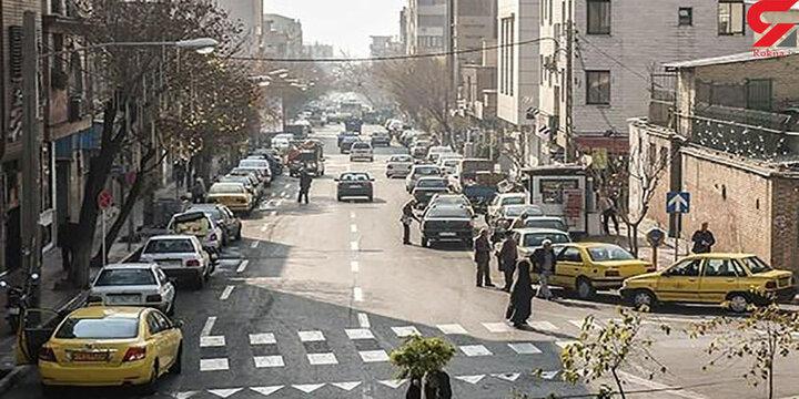 ماجرای انتشار فیلم برهنگی زن تهرانی در خیابان پیروزی چیست؟